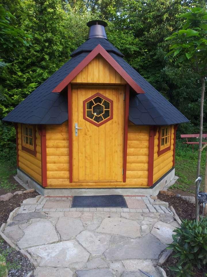 Die verschiedenen Bauweisen der Gartenhäuser