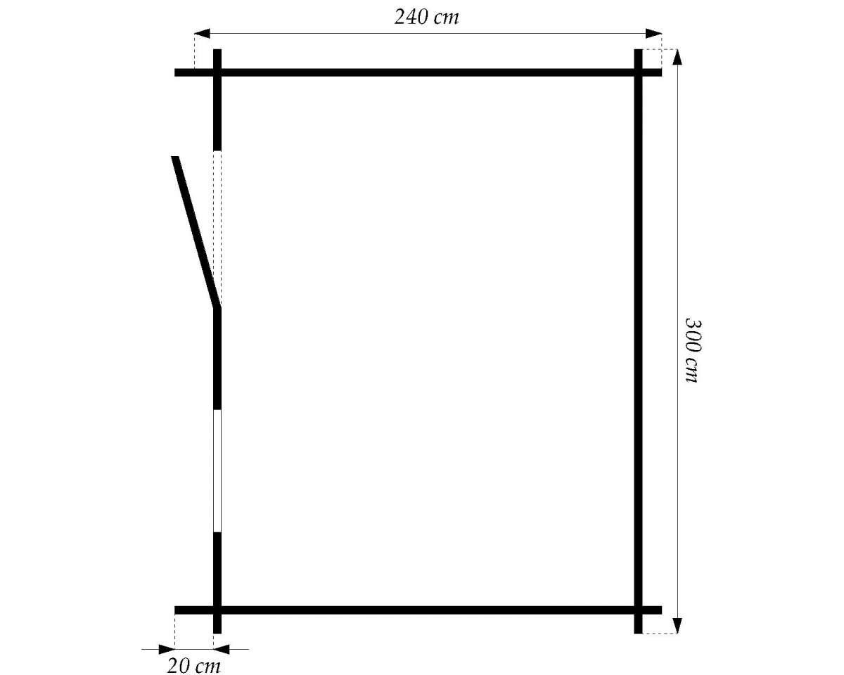 gartenhaus schweden 13 gartenhaus. Black Bedroom Furniture Sets. Home Design Ideas