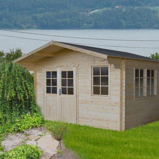 Gartenhaus Norwegen 18