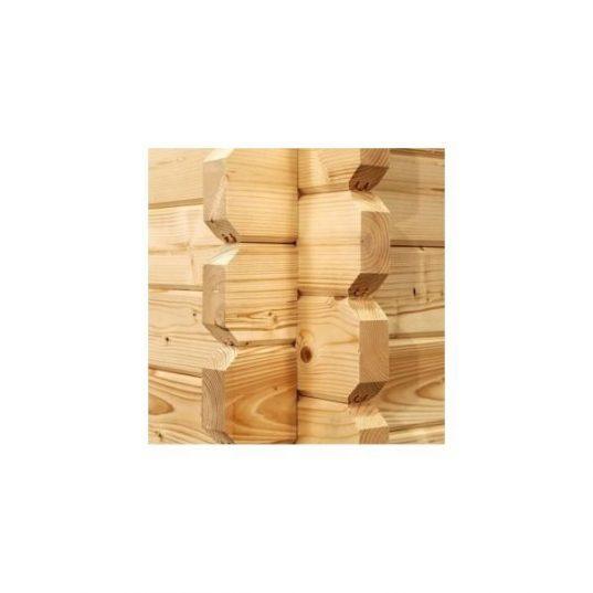 Gartenhaus Norwegen-17 online kaufen Holz von Gartenhaus-king.de