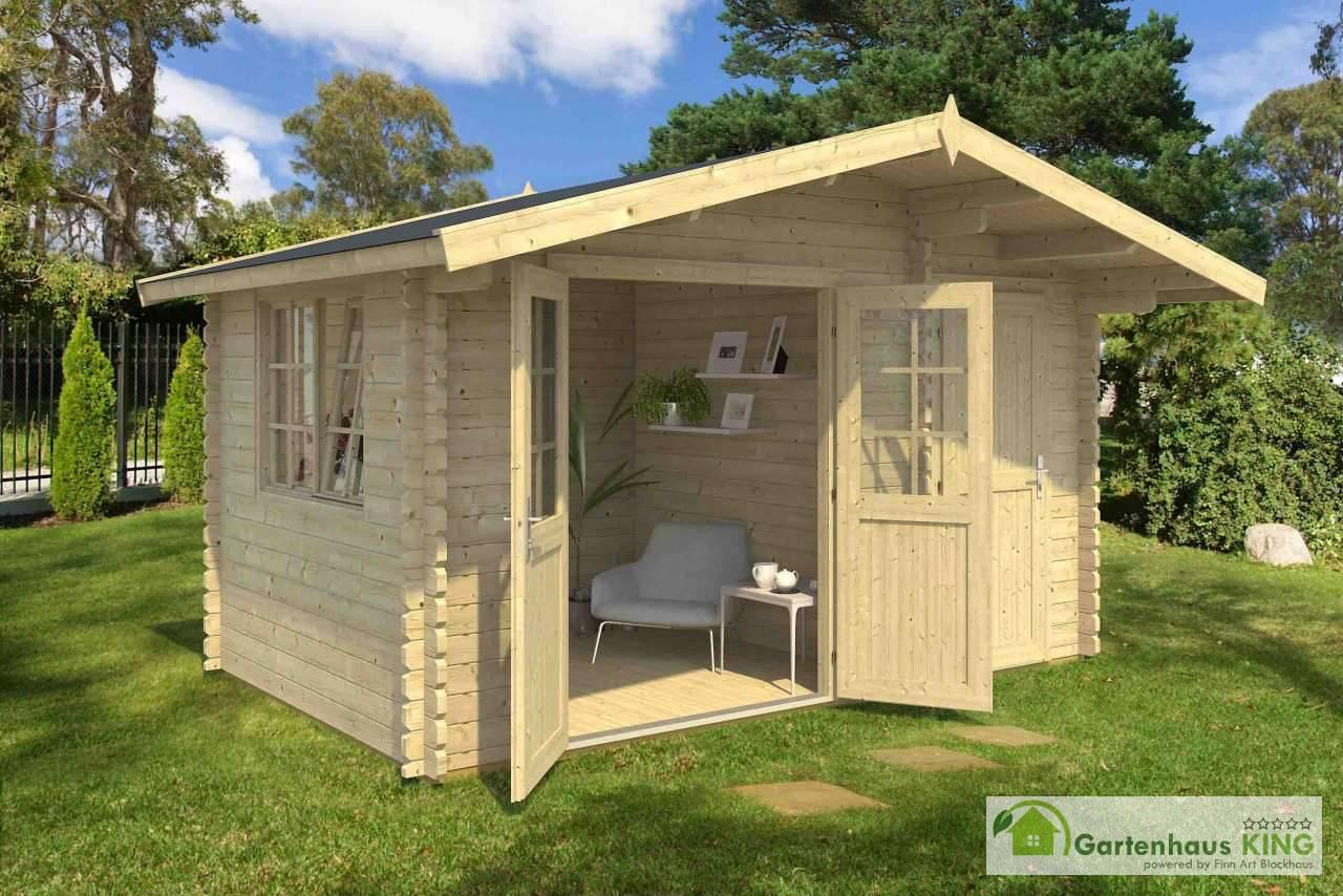 lasita maja gartenhaus borkum 1 gartenhaus. Black Bedroom Furniture Sets. Home Design Ideas