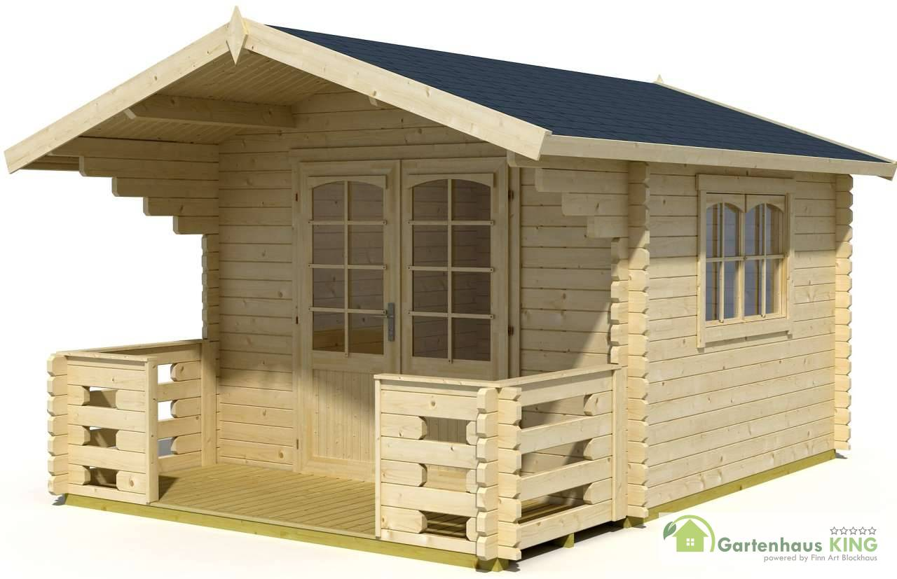 lasita maja gartenhaus capri 40 gartenhaus. Black Bedroom Furniture Sets. Home Design Ideas