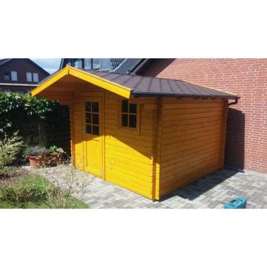 Gartenhaus Schweden 16