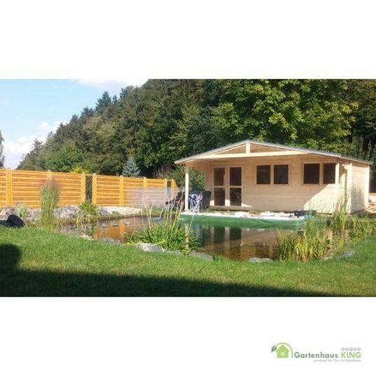 Gartenhaus Norwegen 11-3442