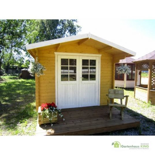 Gartenhaus Schweden 10