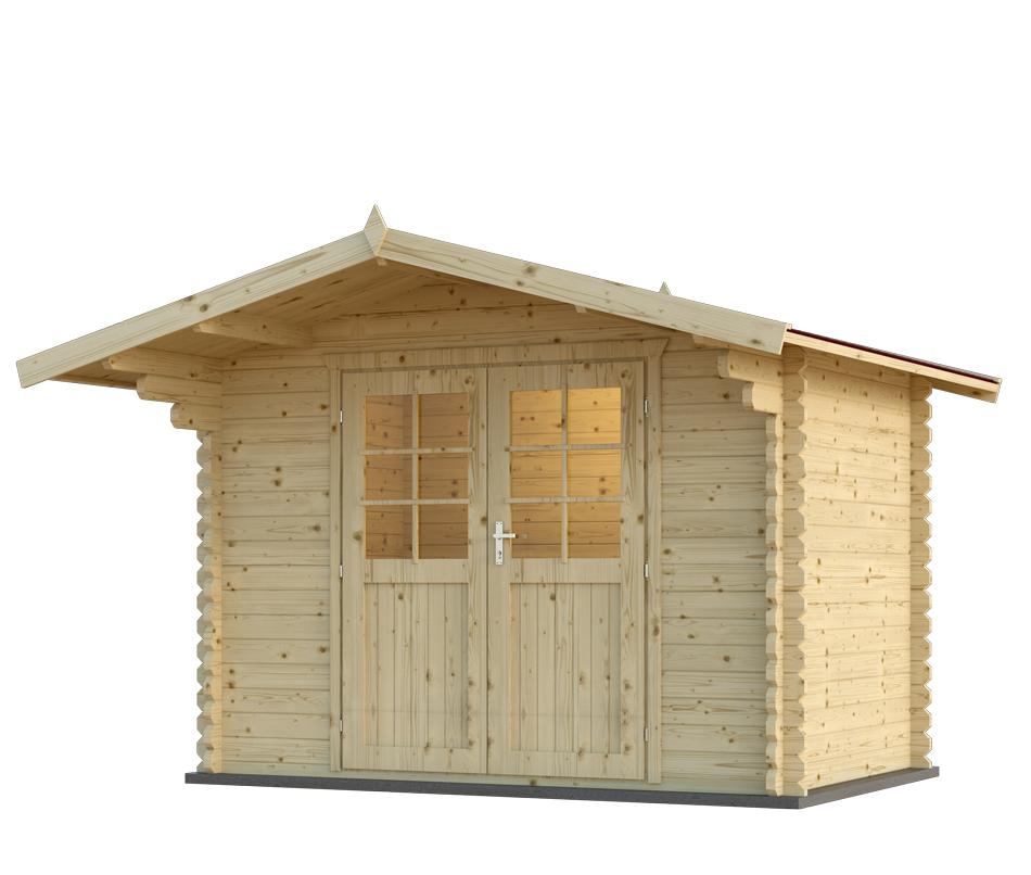 gartenhaus schweden 9 gartenhaus. Black Bedroom Furniture Sets. Home Design Ideas