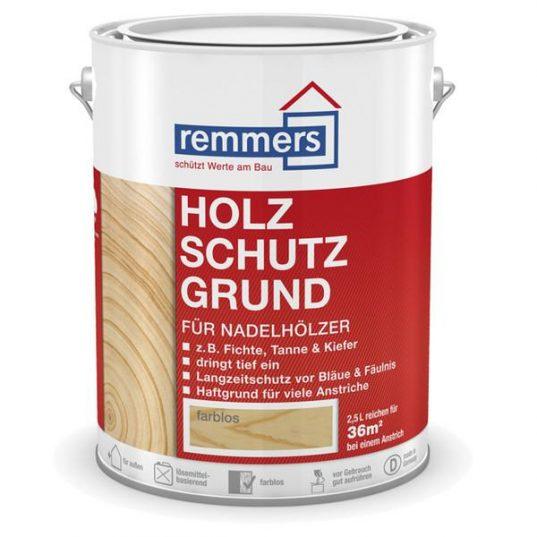 Remmers Holzschutz-Grund 2,5 l
