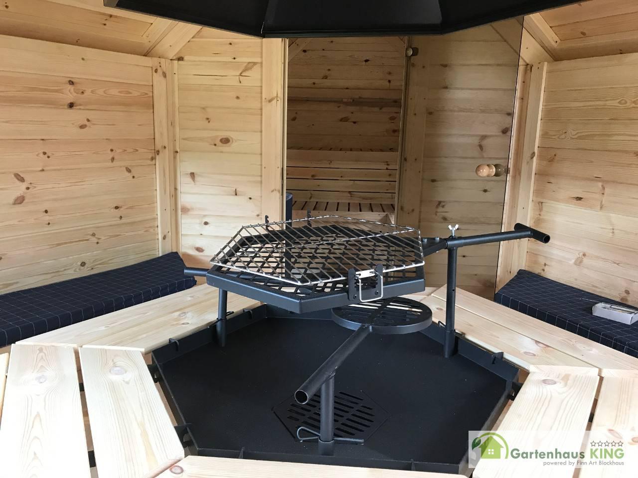 gartenhaus mit grill und sauna my blog. Black Bedroom Furniture Sets. Home Design Ideas