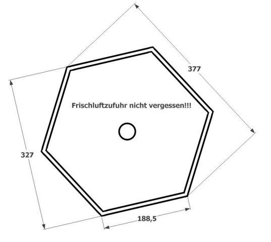 Finn Art Grillkota Elegance 9,2 m²