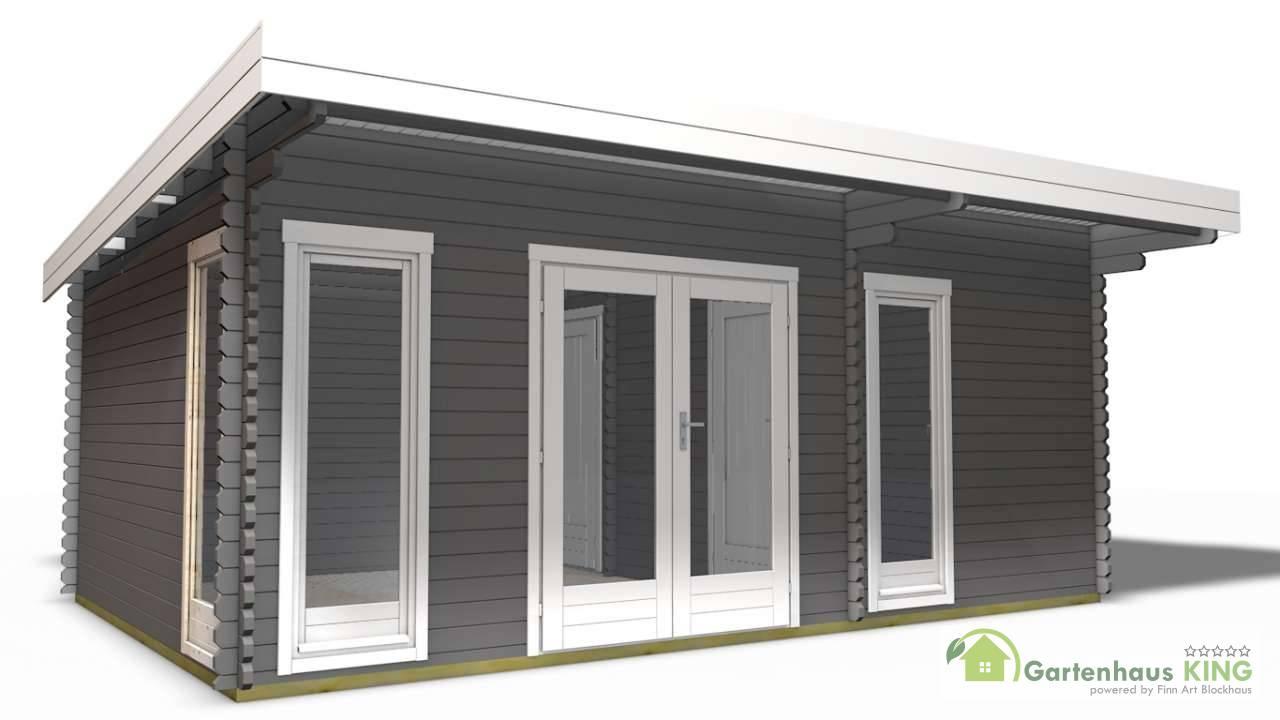 pultdach gartenhaus york 24 gartenhaus. Black Bedroom Furniture Sets. Home Design Ideas