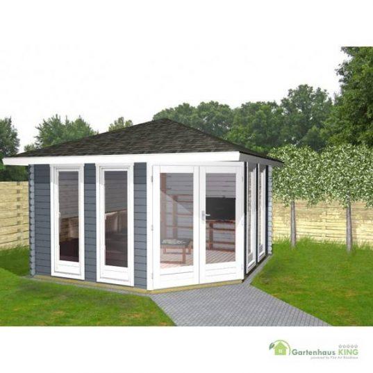 5 Eck Gartenhaus York 1