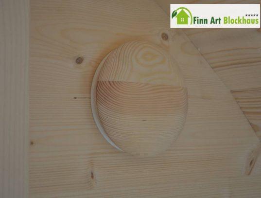 Finn Art Fass-Sauna Ove 3
