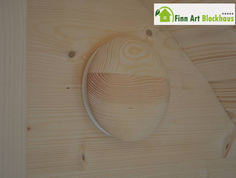 Finn Art Fass Sauna Jori 5 Thermoholz Gartenhaus King De