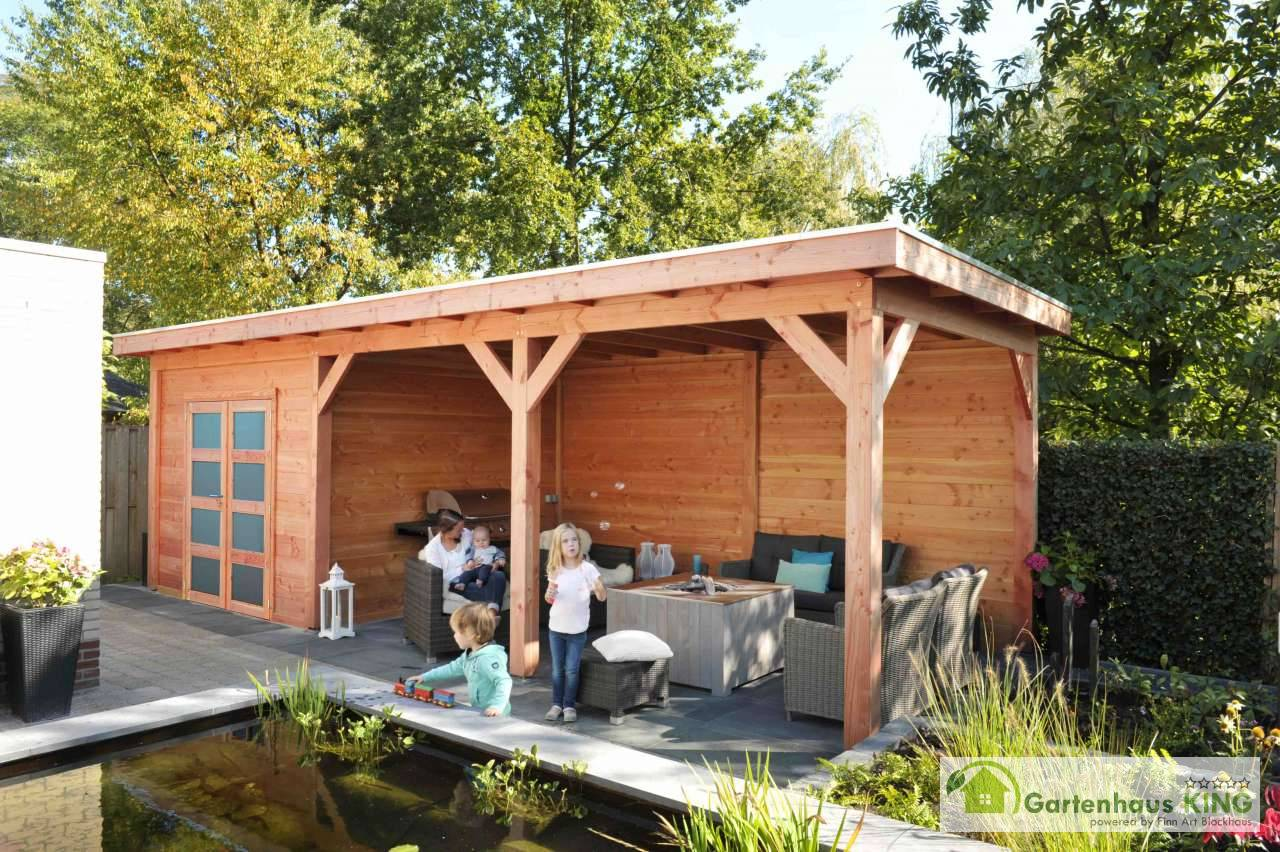 Skandinavisches gartenhaus  Skandinavisches Gartenhaus ~ Hausdesign.co