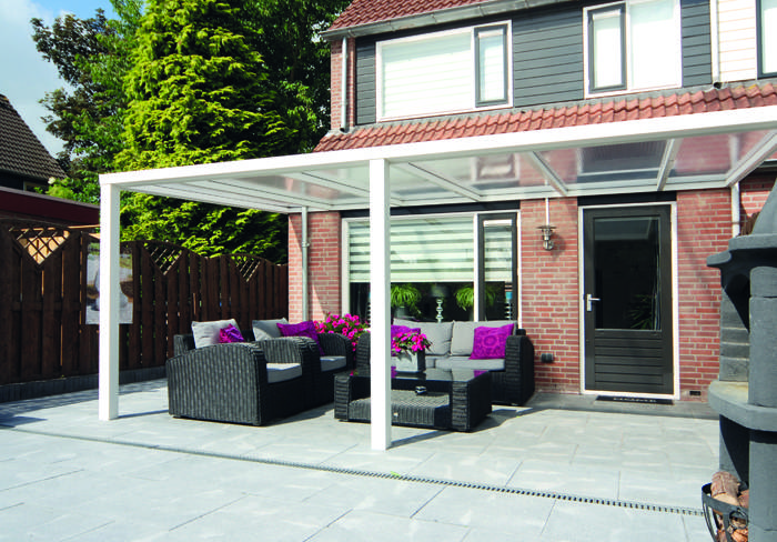 aluminium terrassen berdachung 300 x 200 gartenhaus. Black Bedroom Furniture Sets. Home Design Ideas