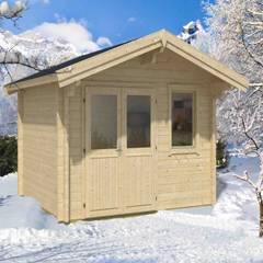 gartenhaus 46 70 mm wandst rke kaufen gartenhaus. Black Bedroom Furniture Sets. Home Design Ideas