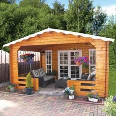 Gartenhaus mit terrasse kaufen gartenhaus - Gartenhauser mit terrasse ...