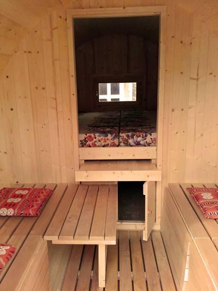 Campingfass 430 DELUXE Montiert