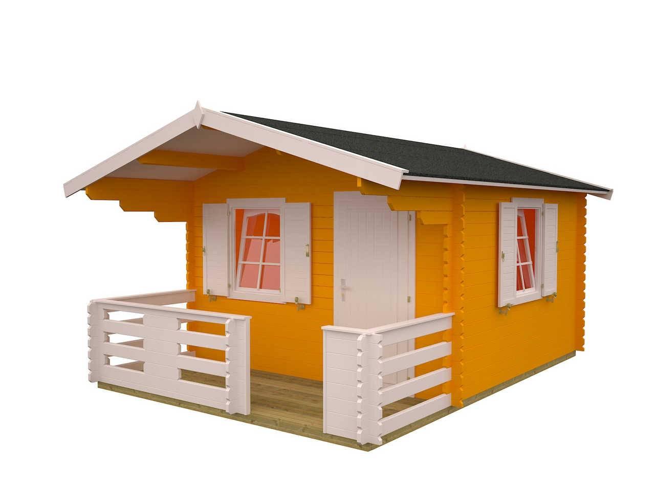 Gartensauna Modern palmako gartenhaus sylvi 10 4 4 2 m gartenhaus king de