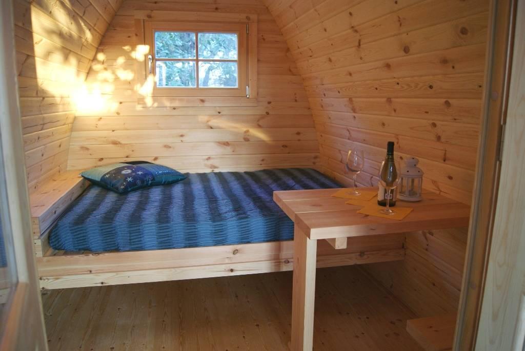 camping pod helsinki 1 gartenhaus. Black Bedroom Furniture Sets. Home Design Ideas