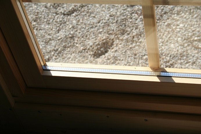 Fenster Grillkota Finnland