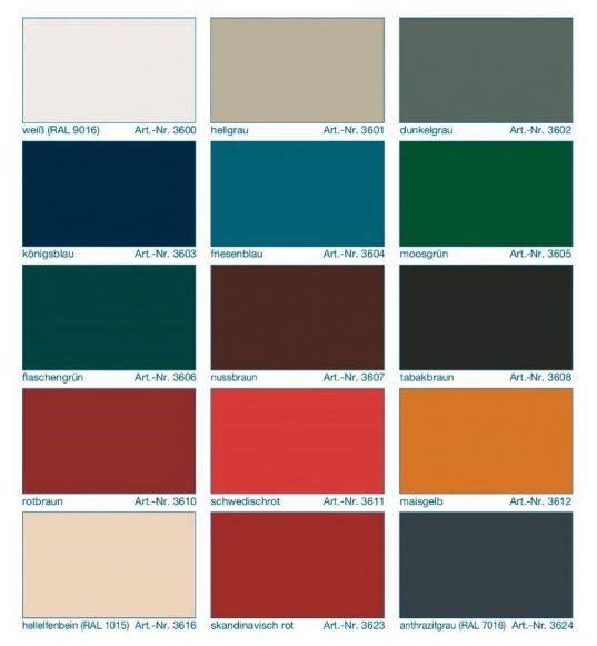 Remmers AIDOL Deckfarbe 750 ml