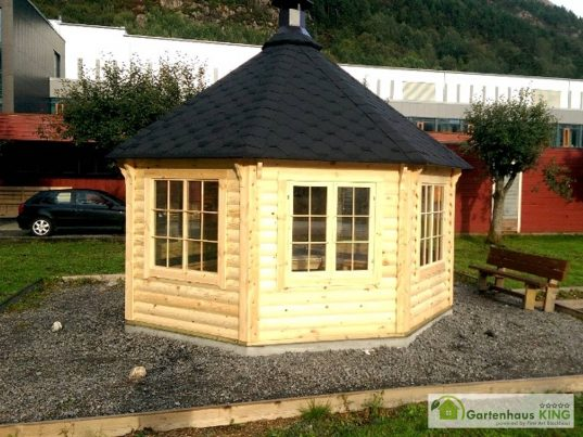 Finn Art Grillpavillon Elegance 16,5 m²