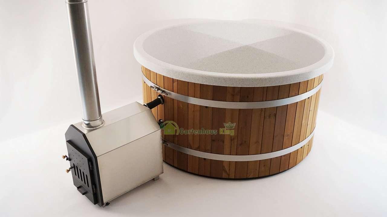 badetonne selber bauen. Black Bedroom Furniture Sets. Home Design Ideas