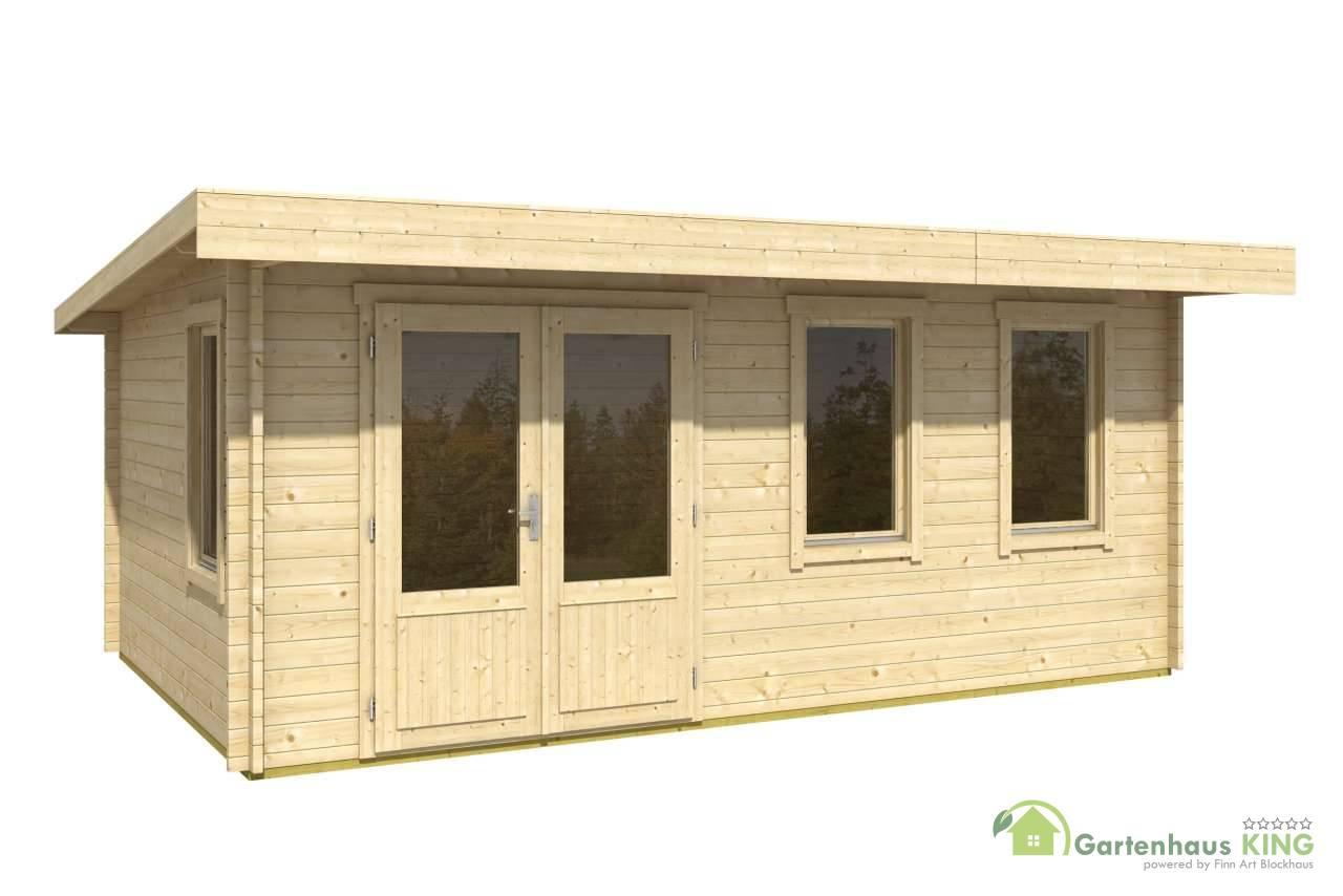 pultdach gartenhaus lasita maja baruda 53 gartenhaus. Black Bedroom Furniture Sets. Home Design Ideas