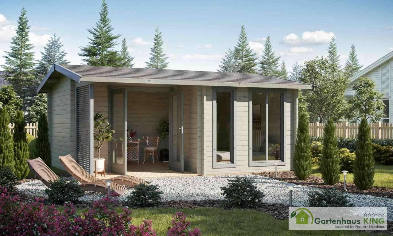 lasita maja gartenhaus brighton 44 gartenhaus. Black Bedroom Furniture Sets. Home Design Ideas