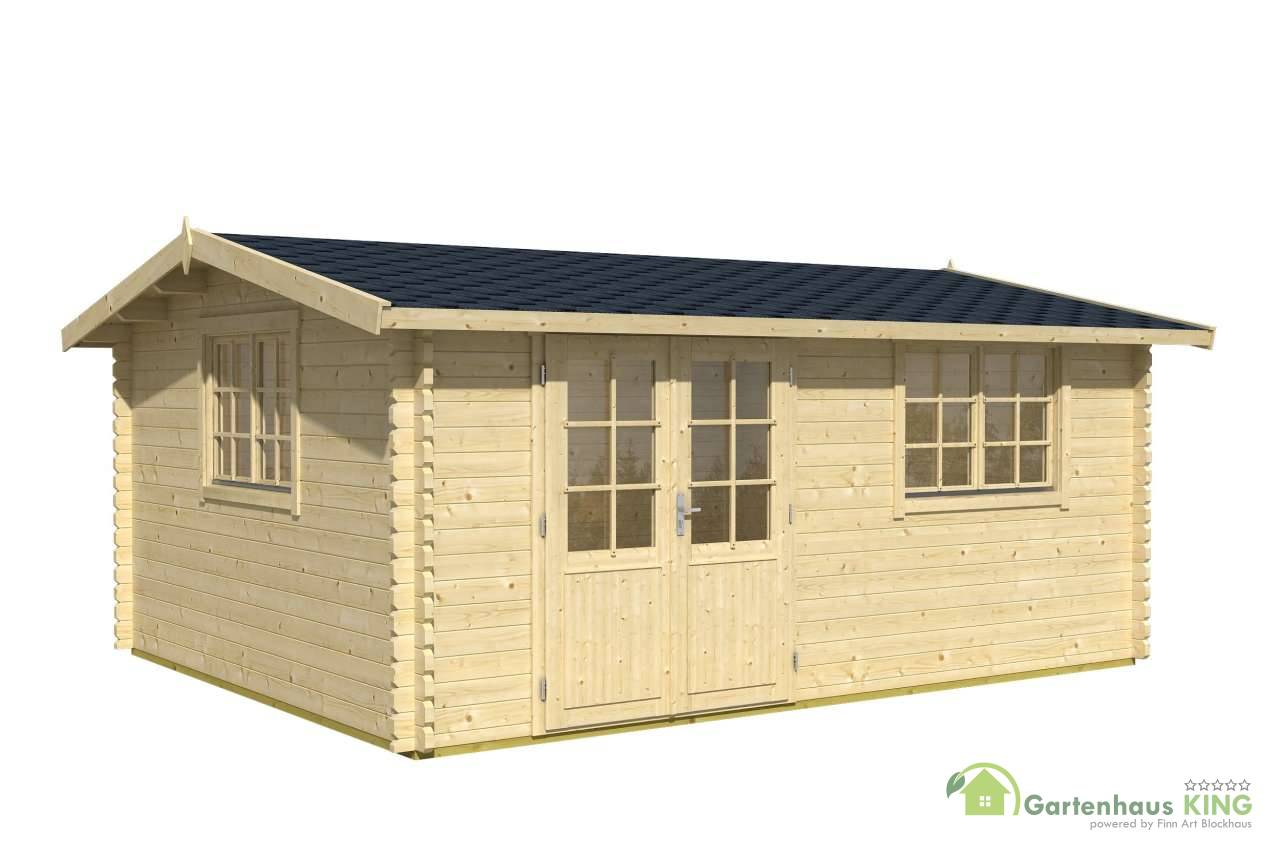lasita maja gartenhaus devonshire 54 gartenhaus. Black Bedroom Furniture Sets. Home Design Ideas