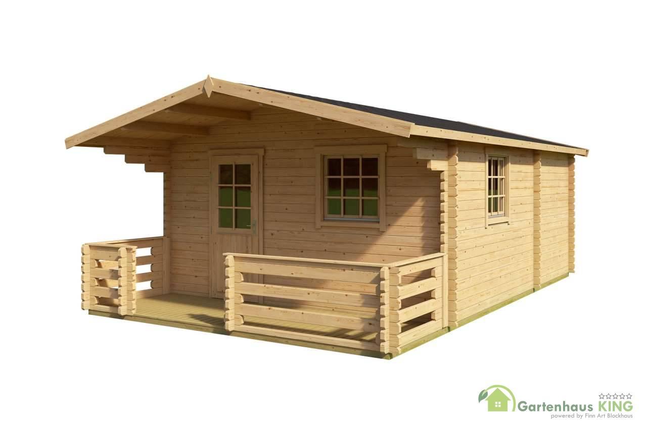 lasita maja gartenhaus elba 70 gartenhaus. Black Bedroom Furniture Sets. Home Design Ideas