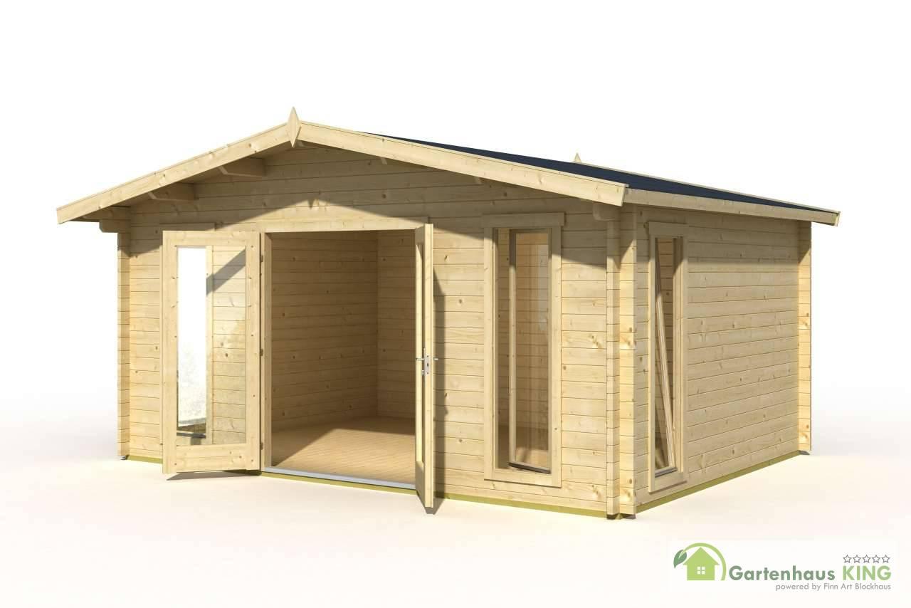 lasita maja gartenhaus elgin 44 gartenhaus. Black Bedroom Furniture Sets. Home Design Ideas