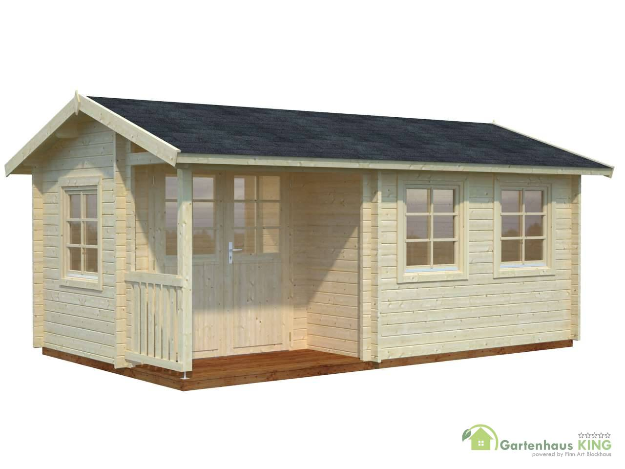 palmako gartenhaus susanna 12 4 m gartenhaus. Black Bedroom Furniture Sets. Home Design Ideas