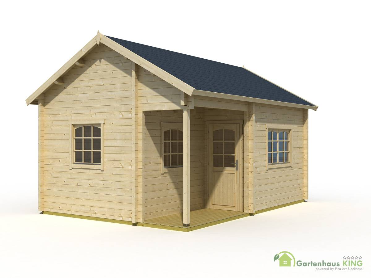 lasita maja gartenhaus tahiti 70 gartenhaus. Black Bedroom Furniture Sets. Home Design Ideas