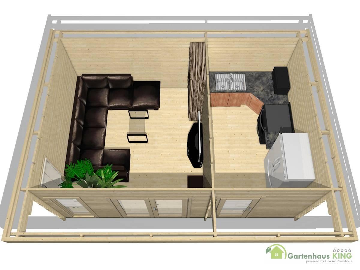 pultdach gartenhaus york 26 gartenhaus. Black Bedroom Furniture Sets. Home Design Ideas