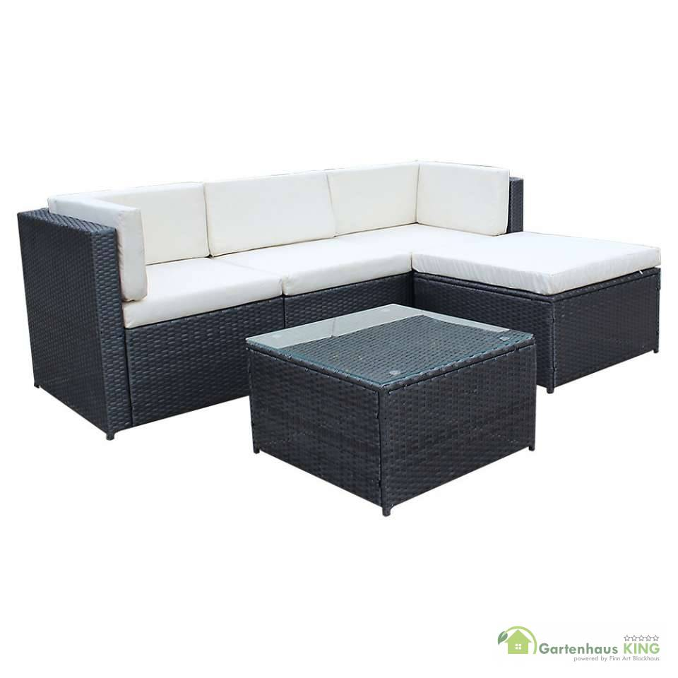 polyrattan sitzgruppe pulter gartenhaus. Black Bedroom Furniture Sets. Home Design Ideas