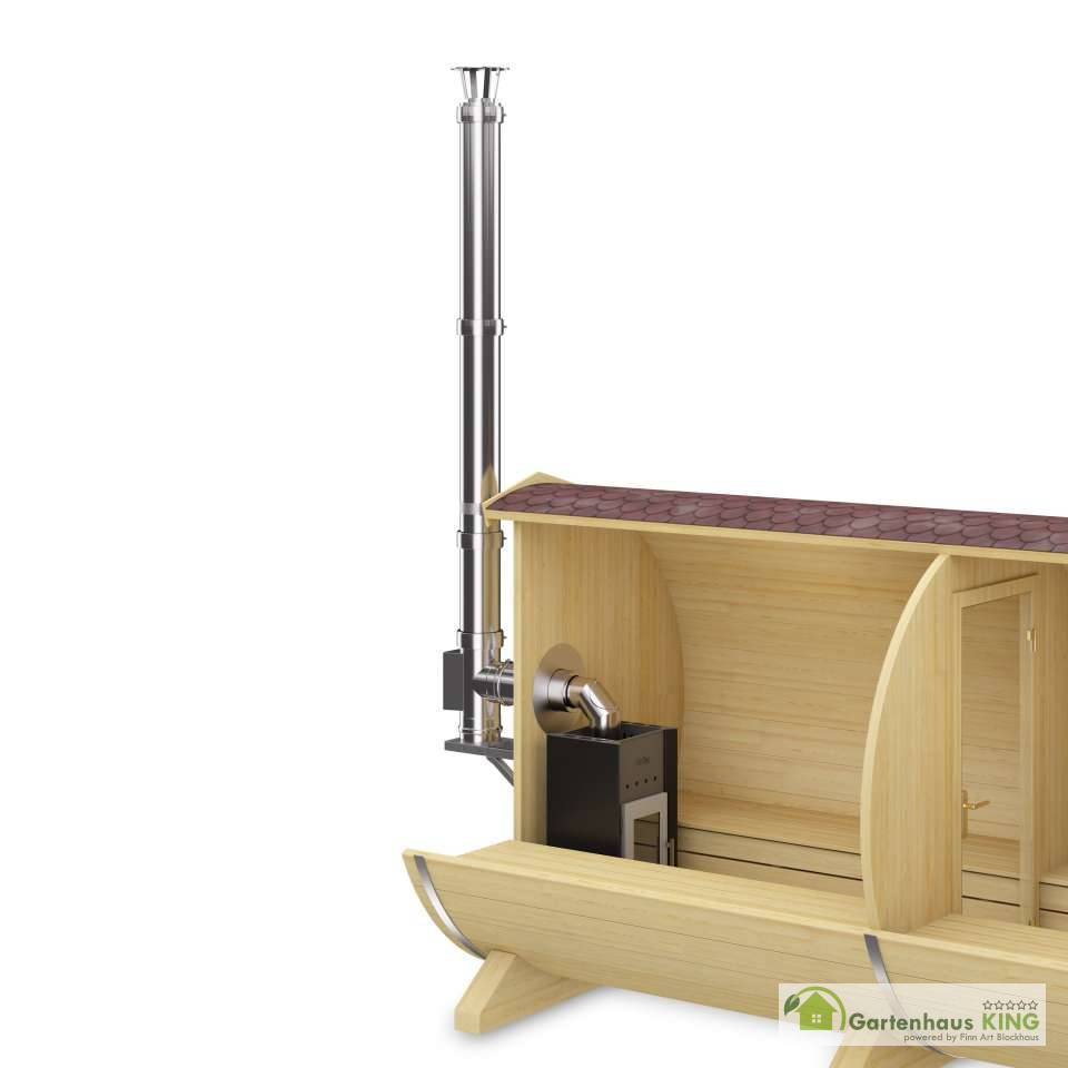 schornsteinsystem nr 2 f r saunaofen fintec troll. Black Bedroom Furniture Sets. Home Design Ideas