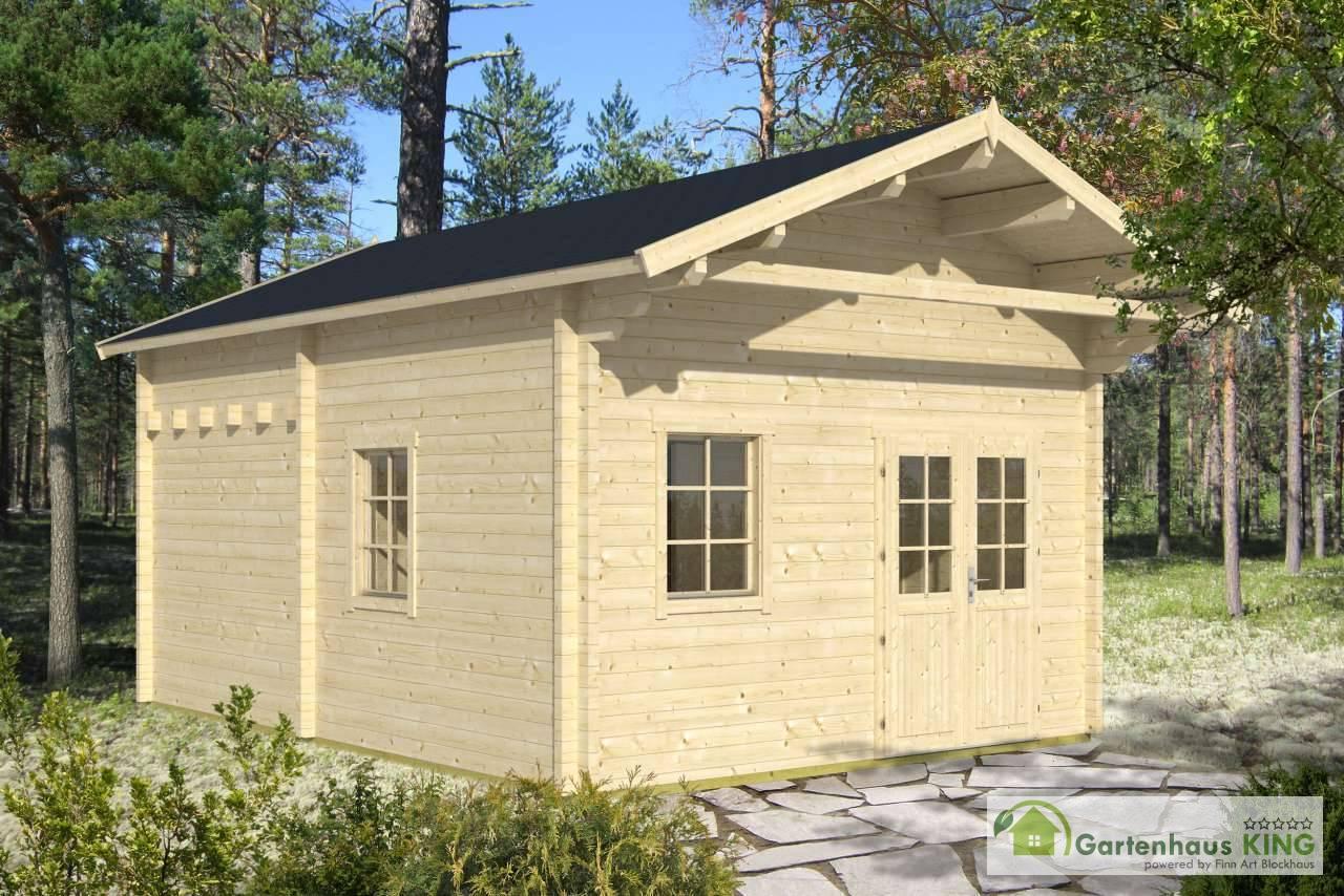 gartenhaus gotland g 70 gartenhaus. Black Bedroom Furniture Sets. Home Design Ideas