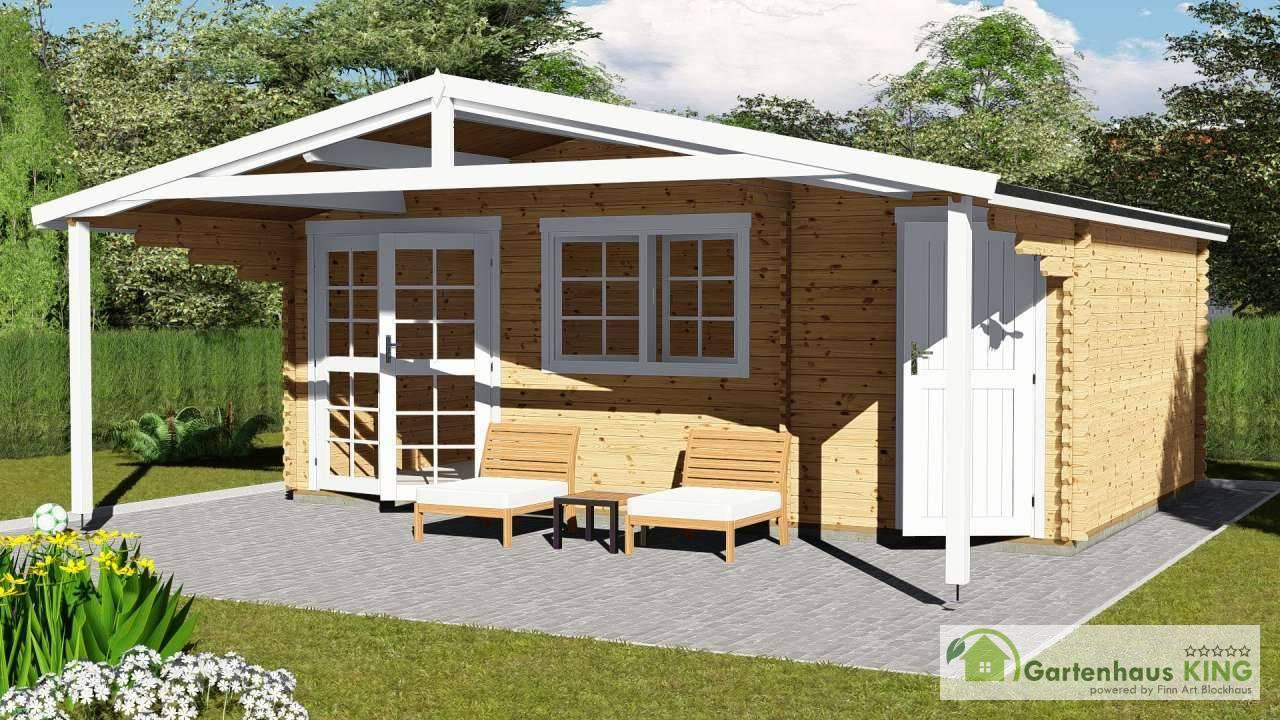 Gartenhaus Norwegen 58 Gartenhaus King De