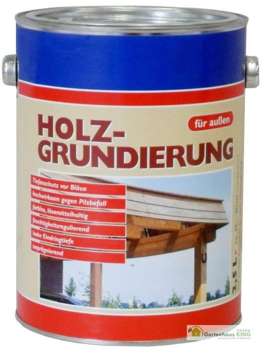 Wilckens Holzgrundierung 2,5 l Gebinde