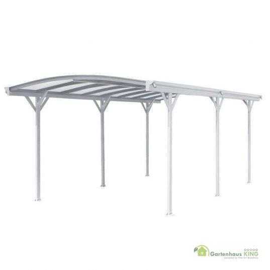 Aluminium Carport FALO weiß