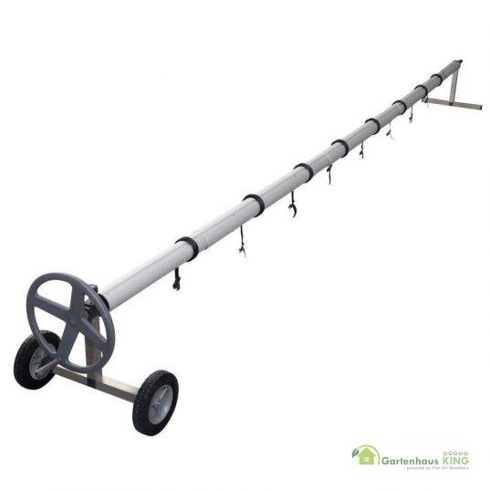 Interline Mobiler Aufroller für Sommerabdeckung 3,30 - 6,60 m