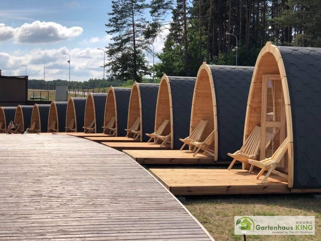 Camping Pod Helsinki 240x480