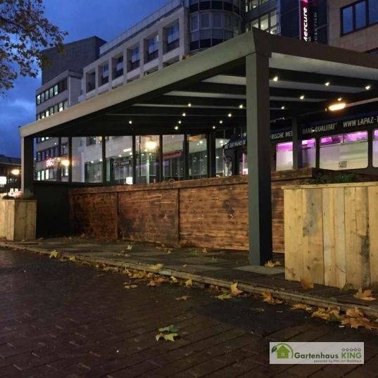 Terrassenüberdachung Superior Polycarbonat