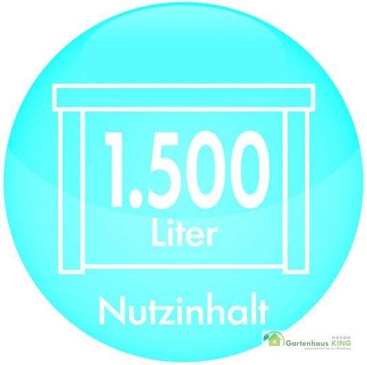 High Store 1500 Liter