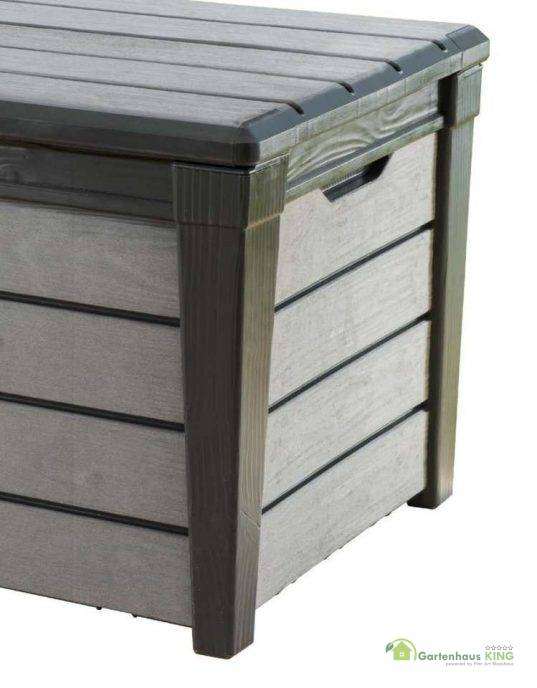 Brushwood Box 455 Liter anthrazit