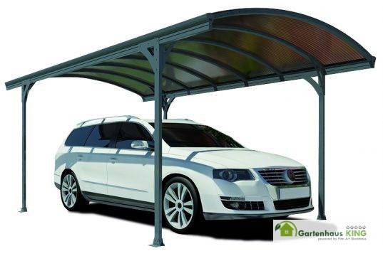Alu Carport Vitoria 5000