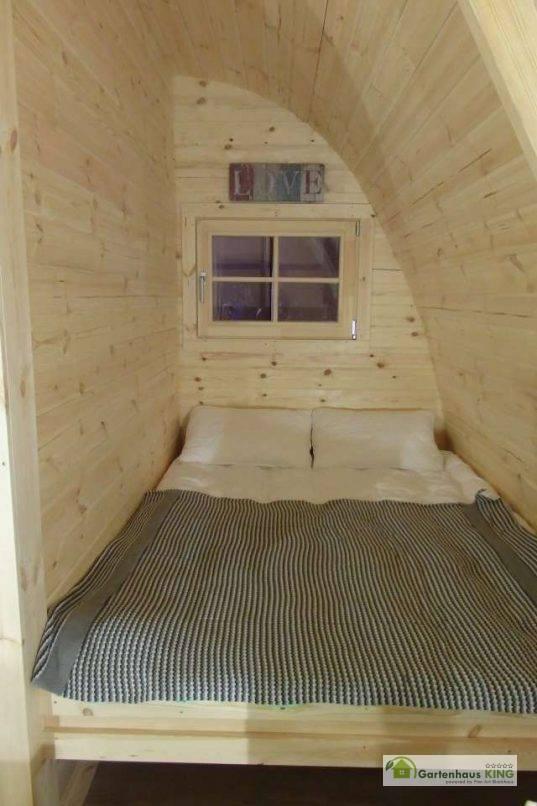 Camping Pod Nordkapp Luxury 325x590 isoliert