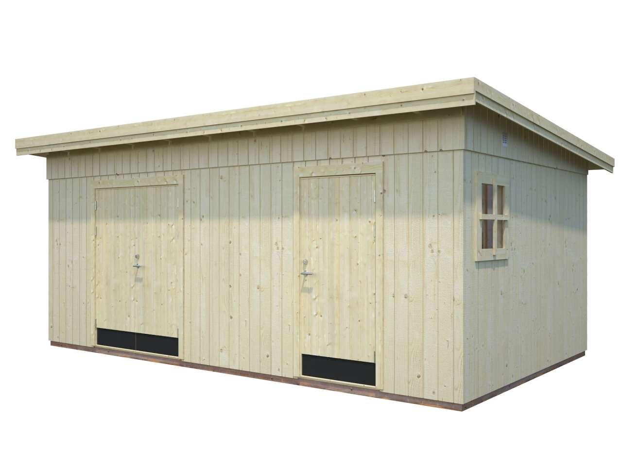 Palmako Gerätehaus Kalle 16,9 m²